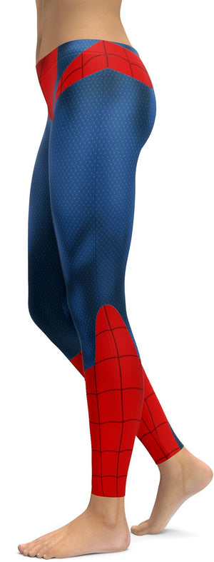 Spider-Man Pants Leggings