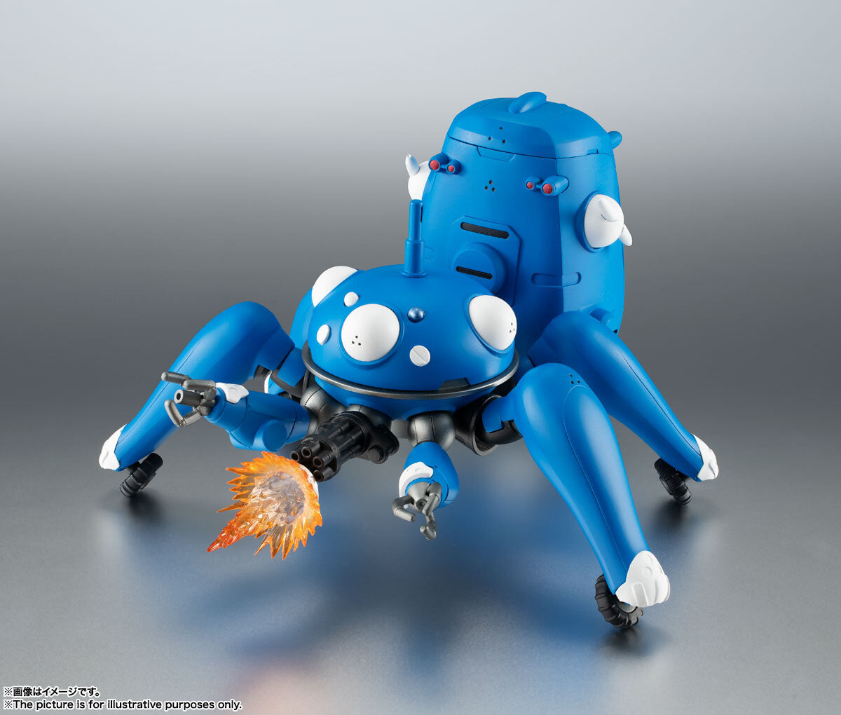Ghost In The Shell S A C Robot Spirits Tachikoma Animezing Toys And Collectibles