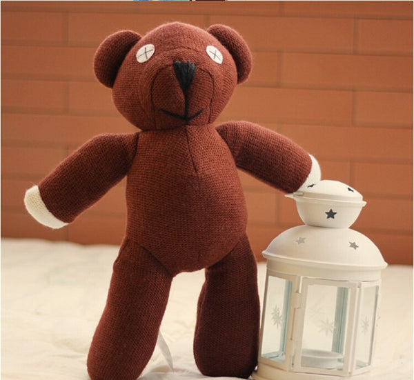 Mr Bean Teddy Bear Animal Stuffed Plush Toy