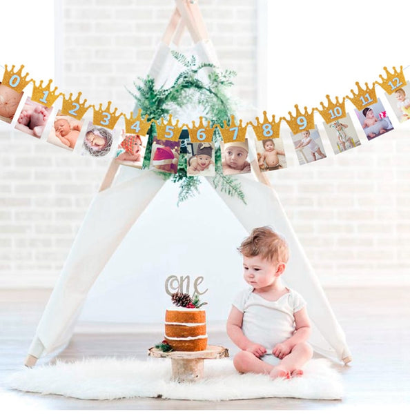 Baby 1st Birthday Party Decorations