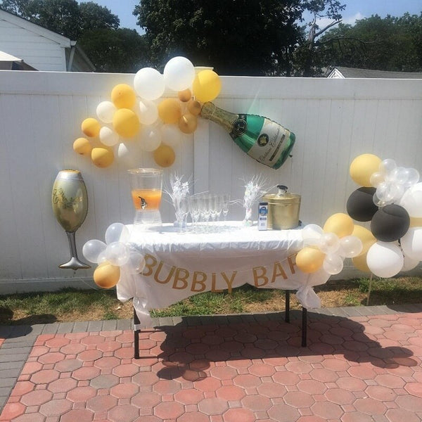 Party Foil Balloons Champagne Bottle/Beer