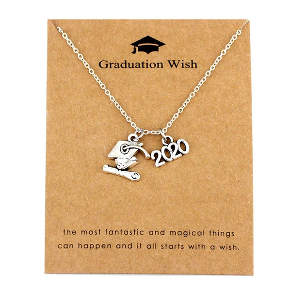 Graduation Gift for 2019 2020 School Leavers Necklace