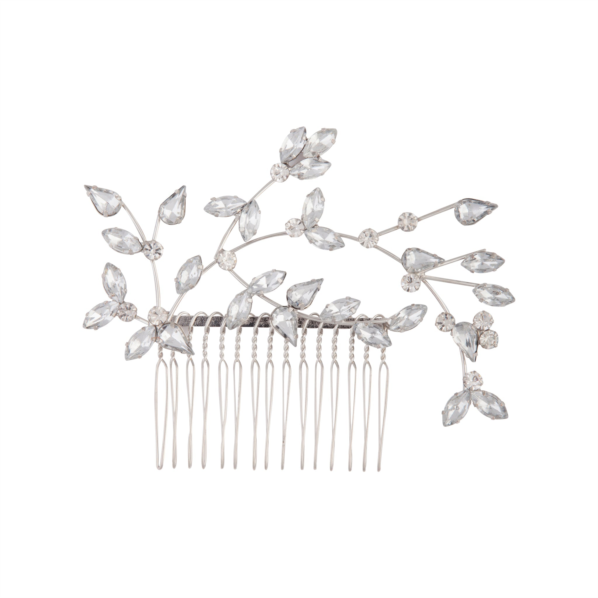 Marquise Diamante Wire Comb