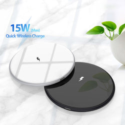 15W Wireless Device Charging Station®