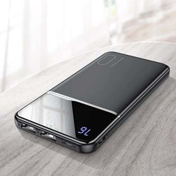 Portable USB Charging PowerBank® (10000 mAh)