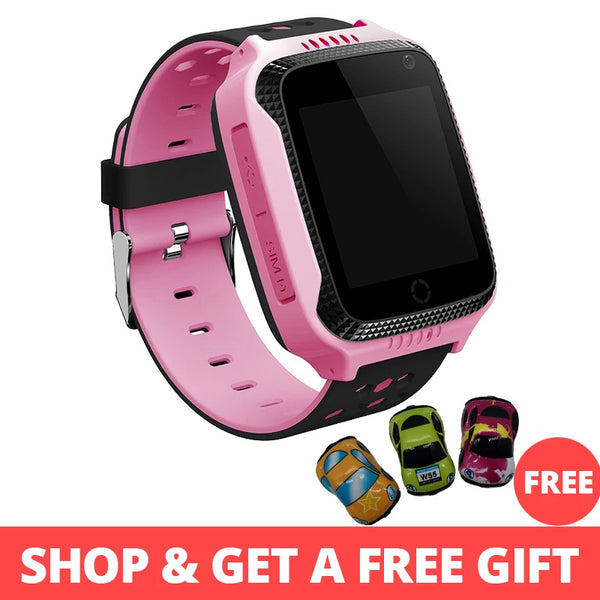 Smart GPS Kids Safety Watch®