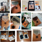 Wood Kalimba Thumb Piano®