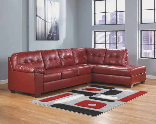 Alliston Signature Design by Ashley Sectional