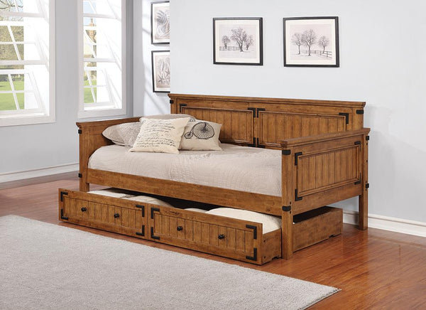 Rustic Honey Daybed