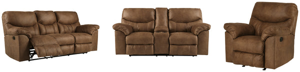 Boxberg Signature Design 3-Piece Upholstery Package