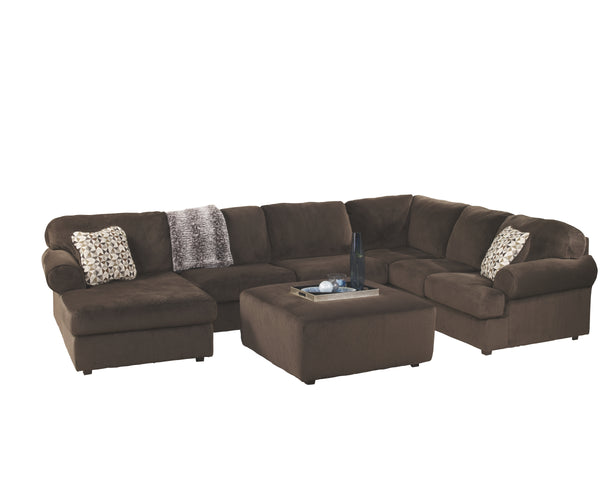 Jessa Place Sectional 4-Piece Upholstery Package