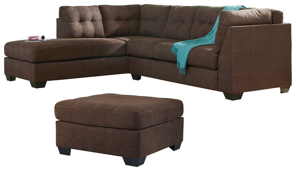 Maier Benchcraft Sectional 3-Piece Upholstery Package