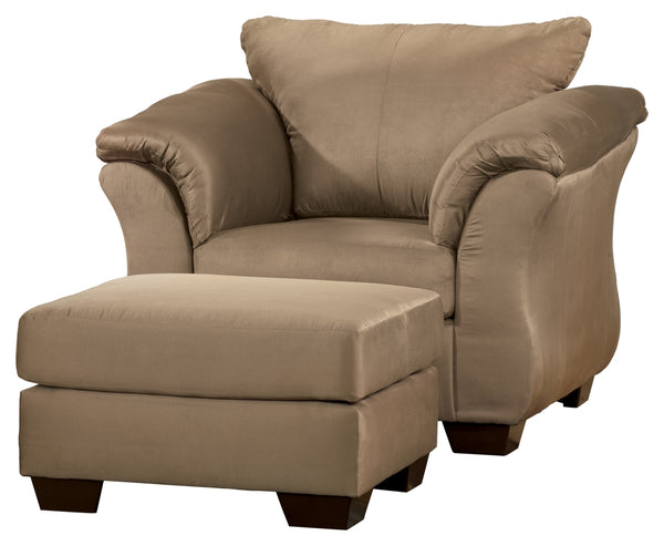 Darcy Chair 2-Piece Upholstery Package