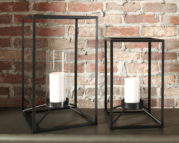 Dimtrois Lantern Set of 2