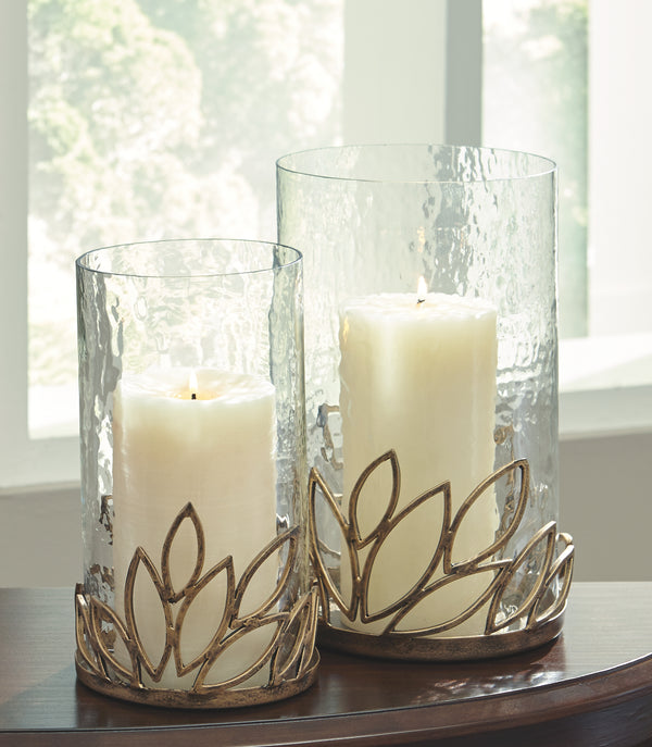 Pascal Candle Holder Set of 2
