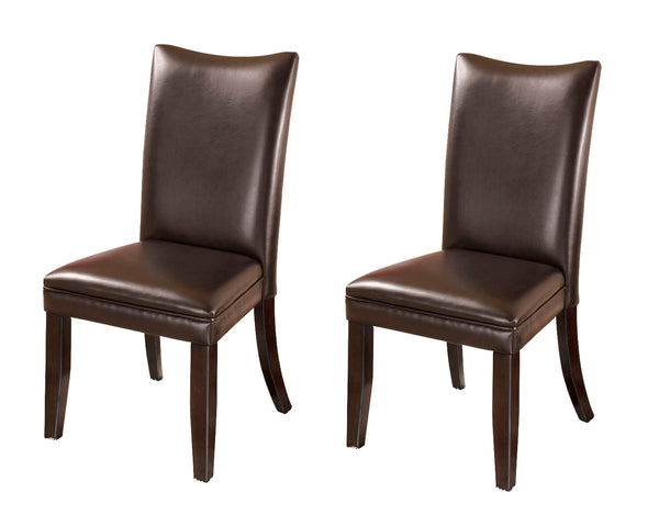 Charrell Signature Design 2-Piece Dining Chair Package
