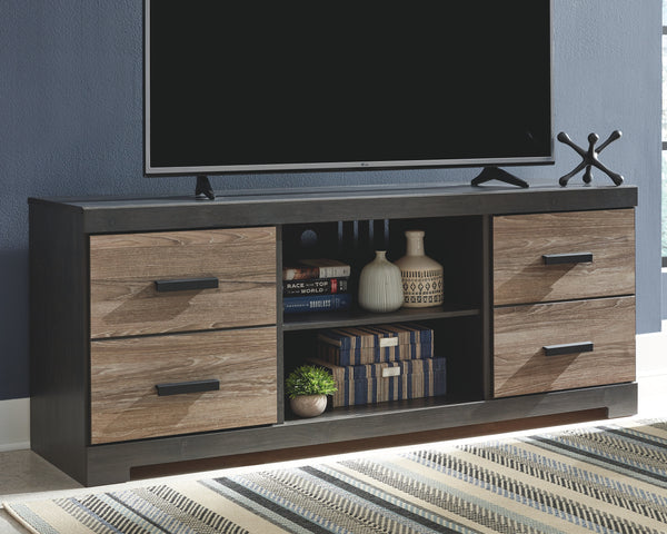 Harlinton LG TV Stand wFireplace Option