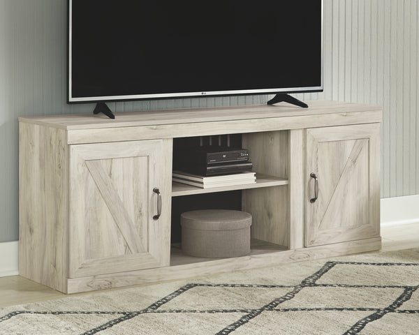 Bellaby LG TV Stand wFireplace Option