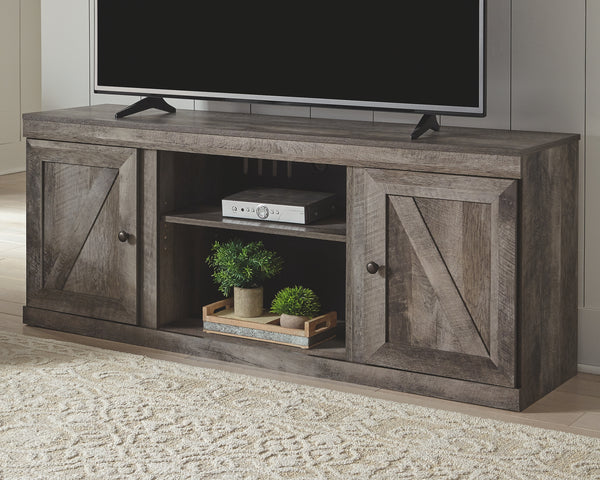 Wynnlow LG TV Stand wFireplace Option