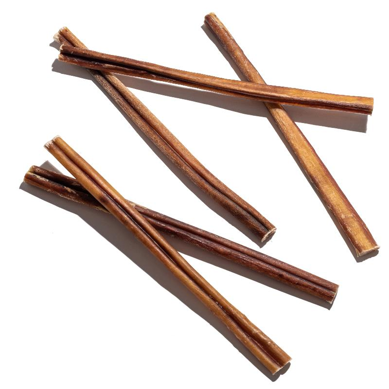 12 Inch Odor Free Bully Sticks - Thick