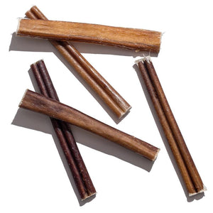 6 Inch Odor Free Bully Sticks - Thick