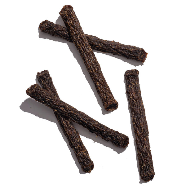 Bully Stick Jerky (10 oz)