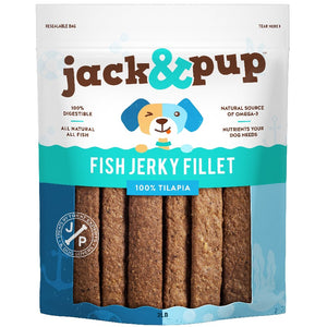 Fish Jerky Fillets
