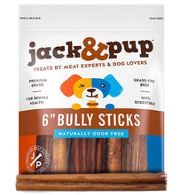 Load image into Gallery viewer, 6 Inch Odor Free Bully Sticks - Thick