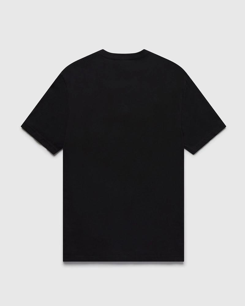 Coly United T-Shirt - Black