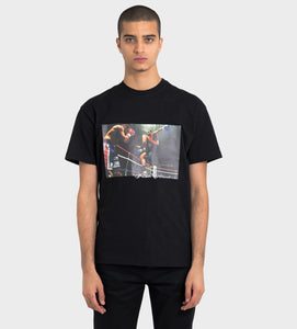 Badr Hari Photo T-shirt