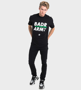 Badr Army T-shirt | Black