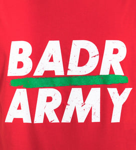 Badr Army T-shirt | Red