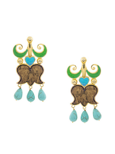 Chambali Earrings