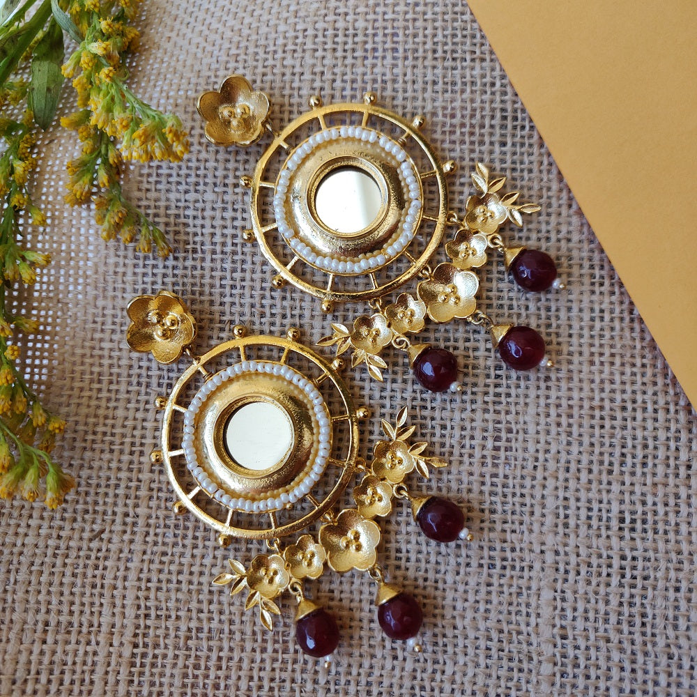 Floral Merani Earrings