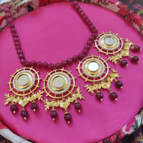 Floral Merani Necklace