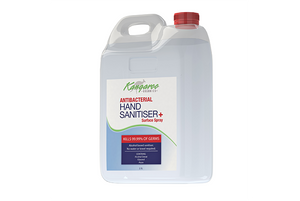 Hand Sanitiser & Surface Spray (2.5L)