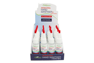 Hand Sanitiser & Surface Spray (50ml x 20)