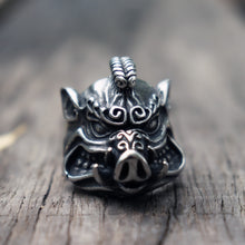 Load image into Gallery viewer, Beast wild boar totem Ring