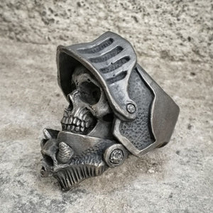 Death Knigh Skull Ring