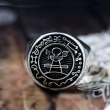 Load image into Gallery viewer, Seal of Solomon Ring