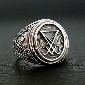 Sigil of Lucifer Ring