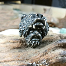 Load image into Gallery viewer, Bear Man Ring