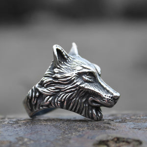 Nord Wolf Ring