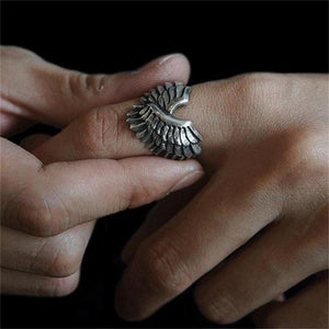 Wings of the Angel Ring
