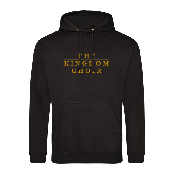 The Kingdom Choir - Hoody (Black)