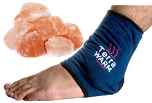 Load image into Gallery viewer, Natural Elbow Wrap and Ankle Wrap Therapy with Pink Salt - Hot & Ice Wrap for BFST, and Plantar Fasciitis, Achilles Tendonitis, Tennis Elbow Stretching Relief using Hot Therapy and Cold Therapy