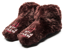 Load image into Gallery viewer, Warming Slippers - Microwave Toes and Feet Warmers Cordless (Cozy Toasty Warming Socks- Relaxation, Natural Heat, Massaging, and Cold Foot Relief)