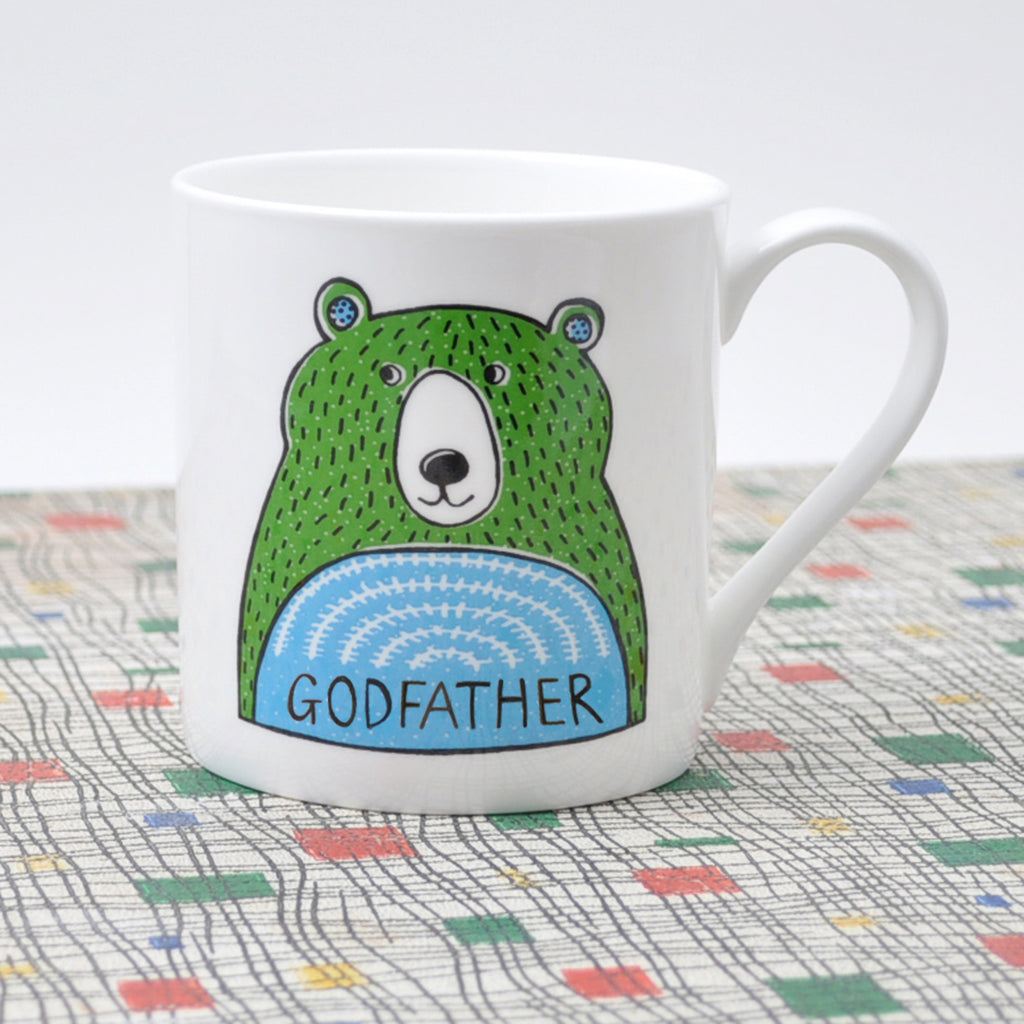 Godfather Bear Mug