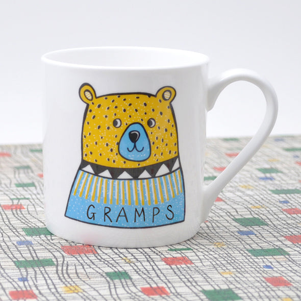 Gramps Bear Mug