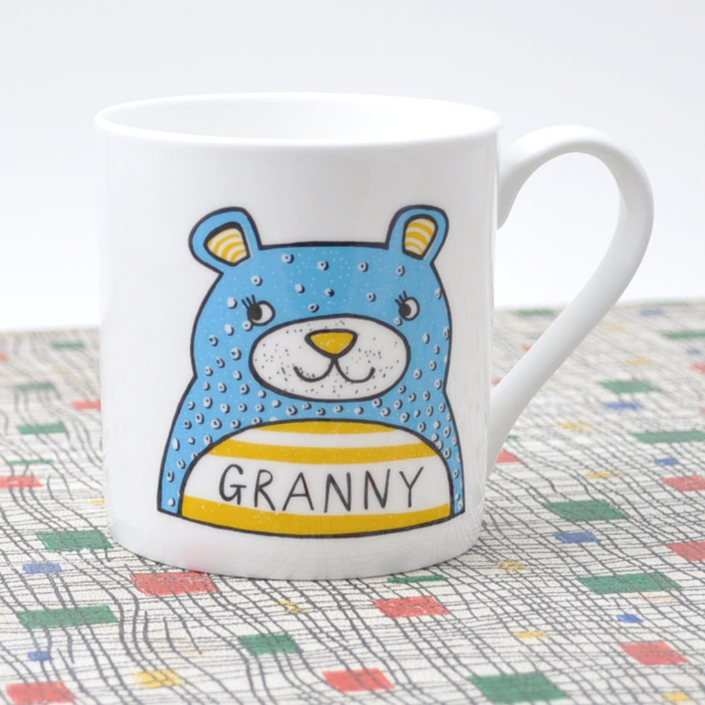 20% Off for Mothers Day Granny Bear Mug
